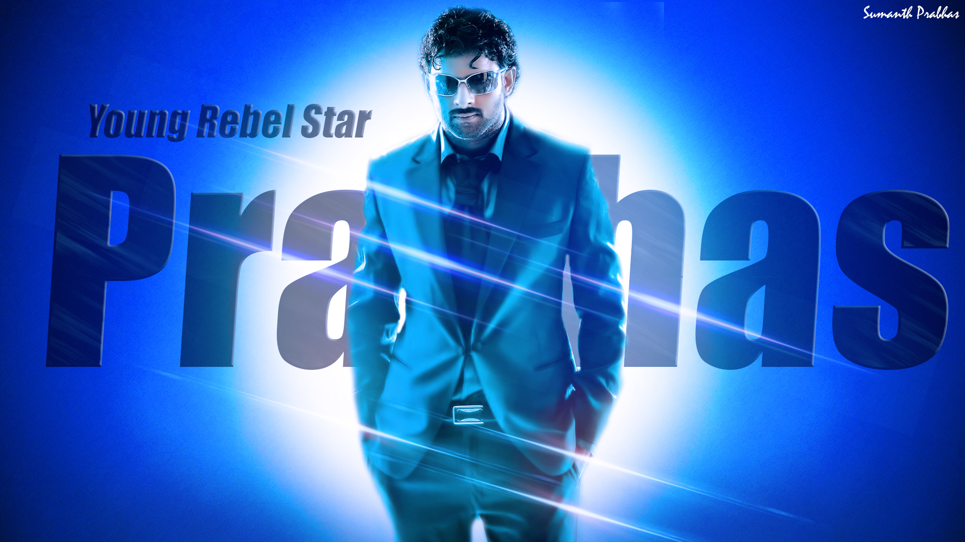 Stylish Prabhas Hq Wallpaper In Rebel: Hd Wallpapers